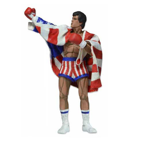 Rocky Classic Video Game 7-Inch Scale Action Figure