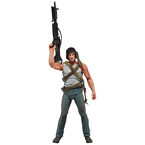 Rambo Series 1 John Rambo First Blood Action Figure