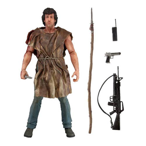 Rambo Series 2 Survival John Rambo First Blood Action Figure