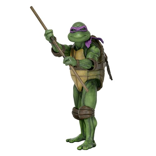TMNT Donatello 1:4 Scale Action Figure