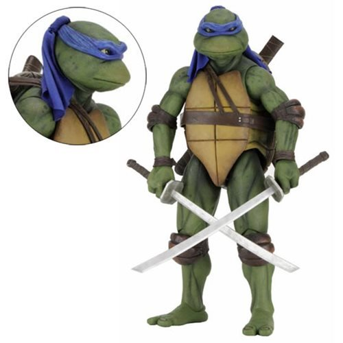 Teenage Mutant Ninja Turtles Leonardo 1:4 Scale Figure