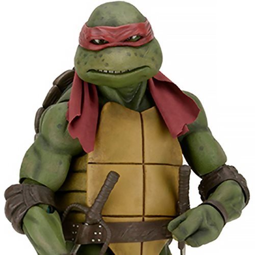Teenage Mutant Ninja Turtles Movie Raphael 1:4 Scale Figure