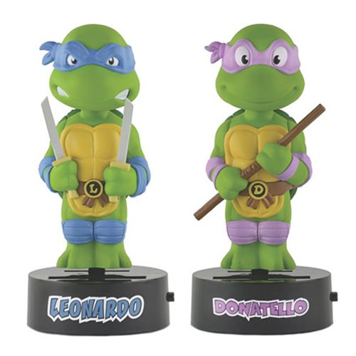 TMNT Classic Leonardo and Donatello Set