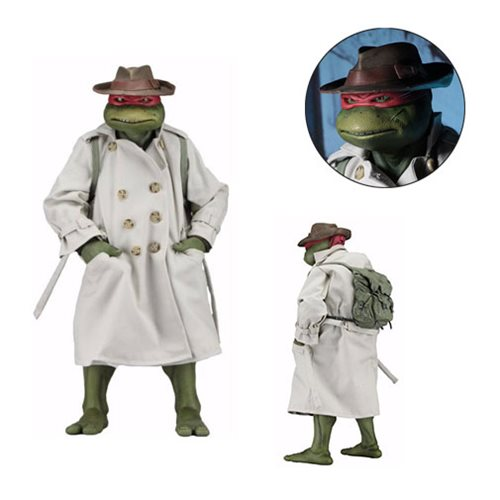 TMNT Movie Raphael in Disguise 1:4 Scale Action Figure