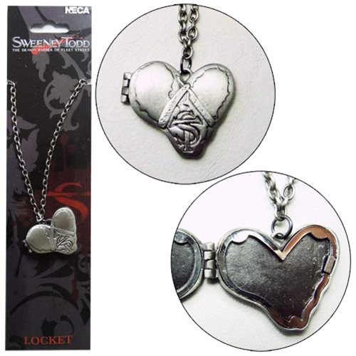 Sweeney Todd Locket