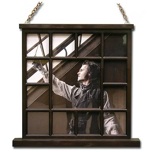 Sweeney Todd Window Hanging Sign
