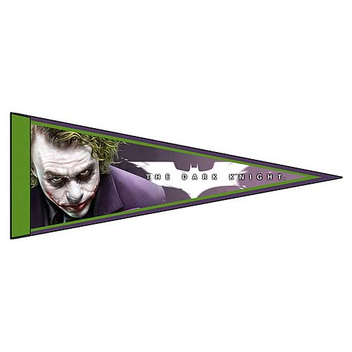 Batman: The Dark Knight Joker Pennant