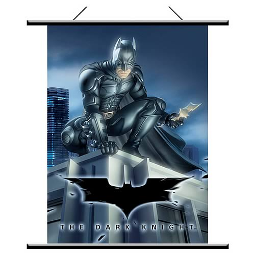 Batman: The Dark Knight Batman Wall Scroll