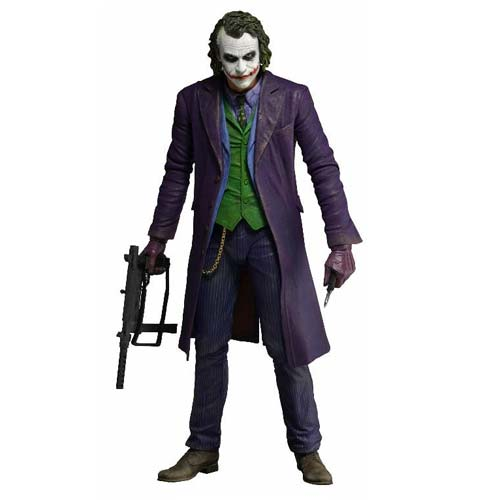 Batman The Dark Knight The Joker 1:4 Scale Action Figure ...