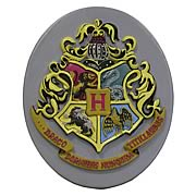 Harry Potter Hogwarts Crest Resin Magnet