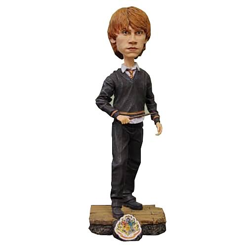 Harry Potter Ron Weasley Bobble Head