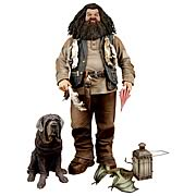 Harry Potter Hagrid Deluxe Talking Action Figure