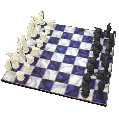 harry potter stone final battle chess game