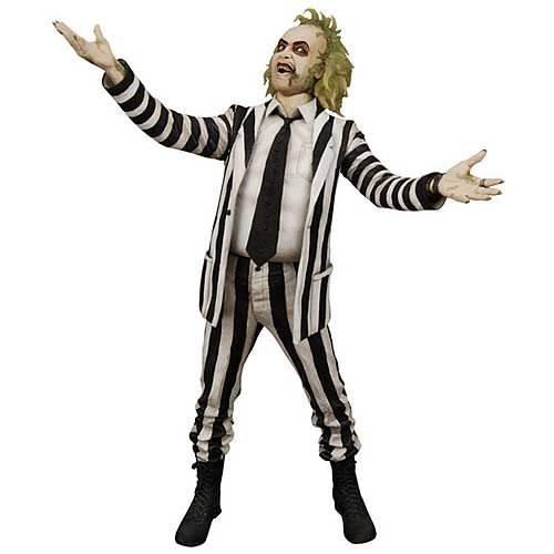 Cult Classics Beetlejuice Action Figure