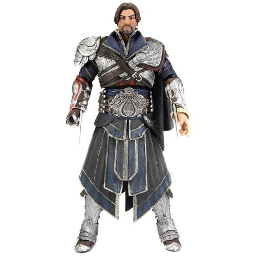 Assassin's Creed Brotherhood Ezio Unhooded Action Figure