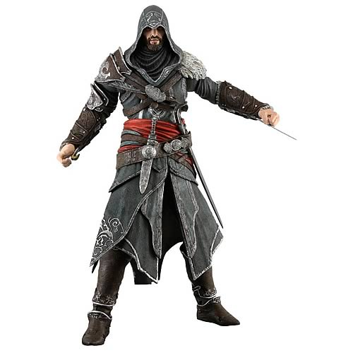 Assassin's Creed Revelations Ezio 7-Inch Action Figure