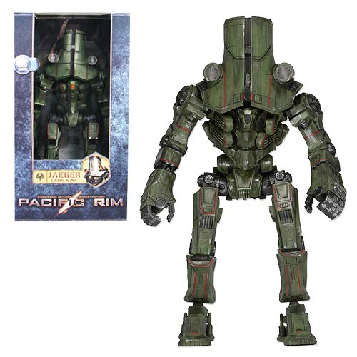 Pacific Rim Cherno Alpha Jaeger 18-Inch Light-Up Figure