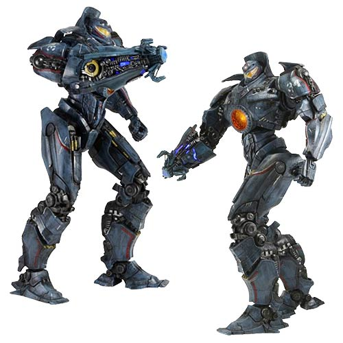 Pacific Rim Gipsy Danger Battle Damage 18-Inch Action Figure