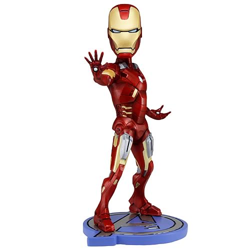 Avengers Movie Iron Man Bobble Head