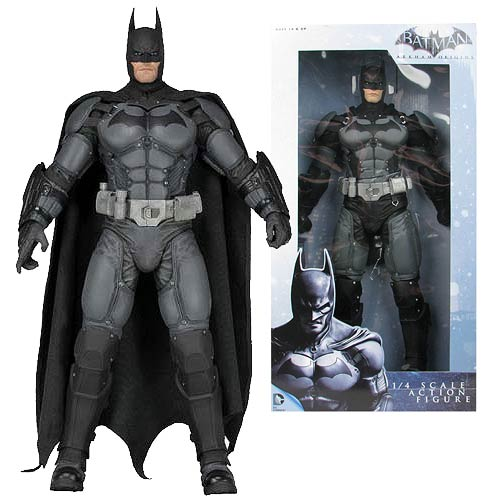 Batman Arkham Origins Batman 1:4 Scale Action Figure