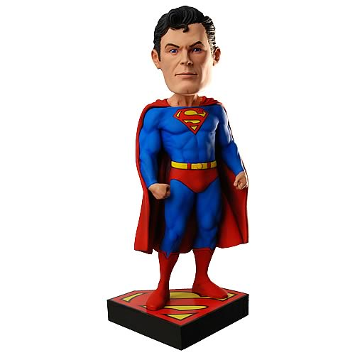 DC Originals Superman Bobble Head