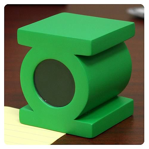 Green Lantern Movie Emblem Paperweight