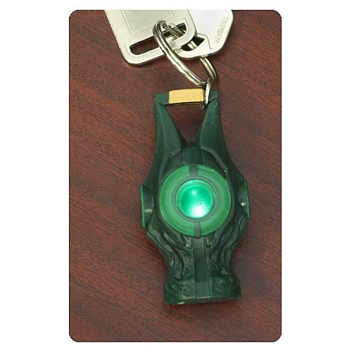 Green Lantern Movie Lantern Light-Up Key Chain