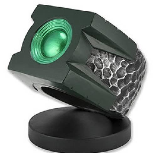 Green Lantern Movie Ring Paperweight