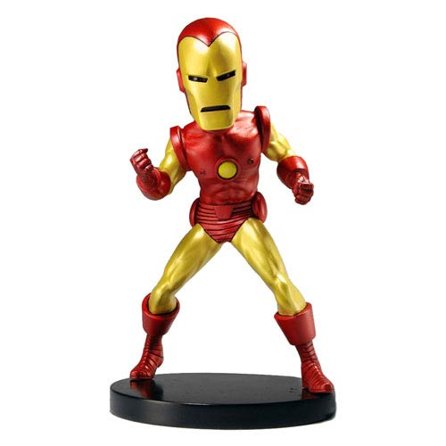 Marvel Classic Iron Man Extreme Bobble Head