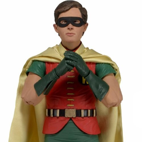 Batman Classic 1966 TV Series Robin 1:4 Scale Action Figure