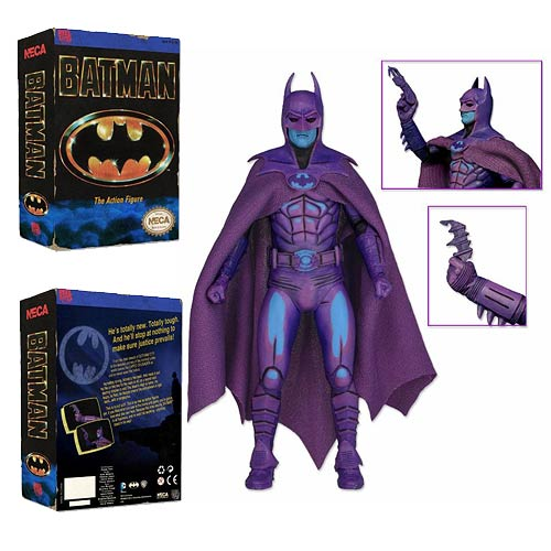 Batman 1989 Video Game Batman 7-Inch Action Figure