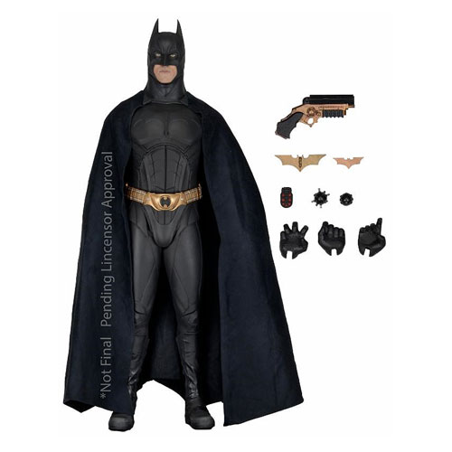 Batman Begins in 1:4 Scale
