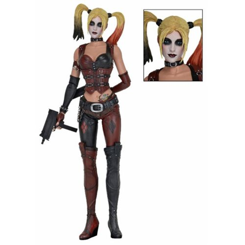 Batman: Arkham City Harley Quinn 1:4 Scale Action Figure