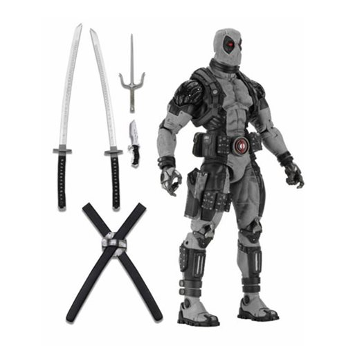 Marvel Classics X-Force Deadpool 1:4 Scale Action Figure