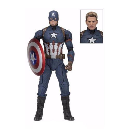 Captain America: Civil War 1:4 Scale Action Figure