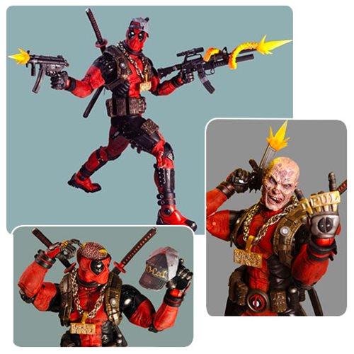 Marvel Classics Ultimate Deadpool 1:4 Scale Action Figure