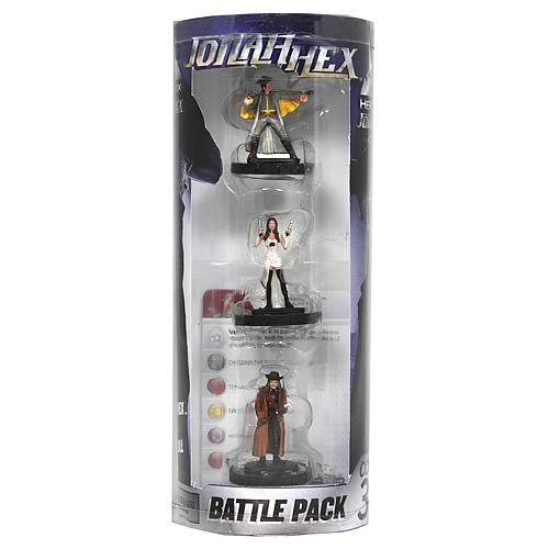 DC HeroClix Jonah Hex Battle Pack