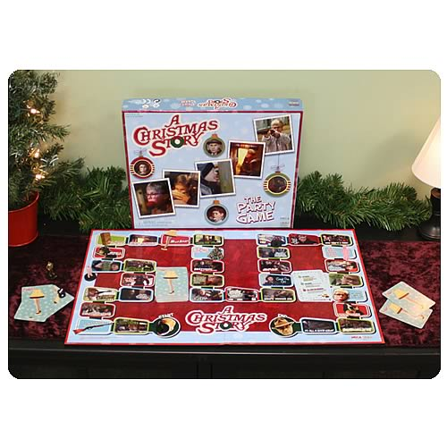 Christmas Story Party Game