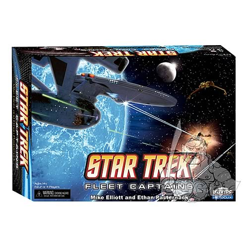 Star Trek Fleet Captains HeroClix Strategy Game