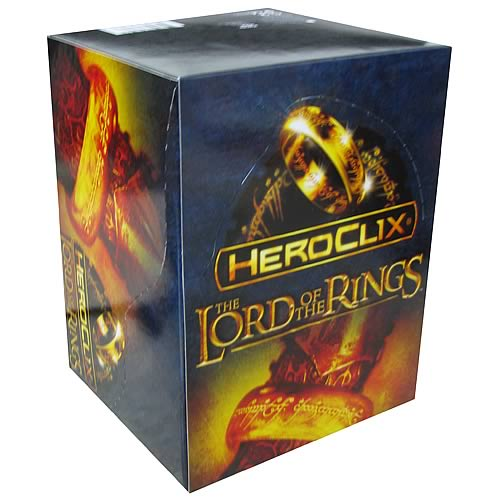 Lord of the Rings HeroClix Counter Top Display Box