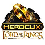 Lord of the Rings HeroClix 8-Piece Mini-Figure Starter Set