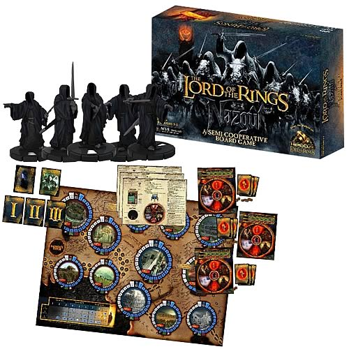 Lord of the Rings Nazgul Board Game