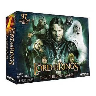 Lord of the Rings Dice Building Game