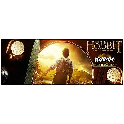The Hobbit An Unexpected Journey HeroClix Display Box
