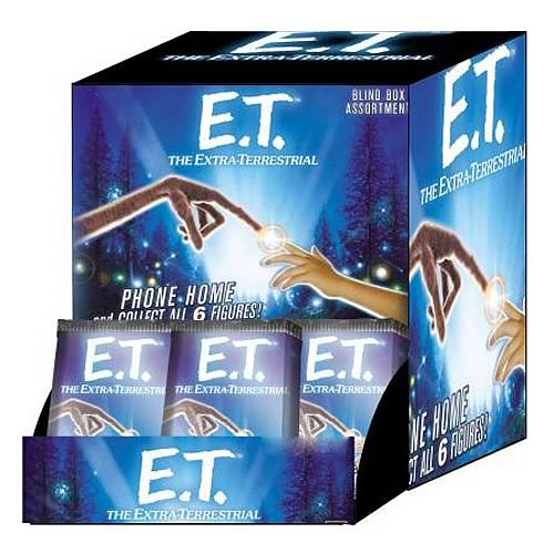 E.T. Mini-Figure 6-Pack