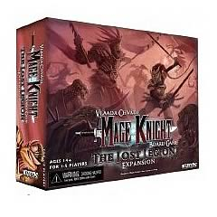 Mage Knight The Lost Legion Expansion Board Game