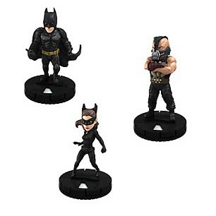 Batman The Dark Knight Rises HeroClix TabApp 3-Pack