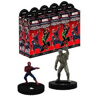 Amazing Spider-Man HeroClix Booster Brick