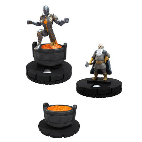 Marvel Fear Itself The Mighty HeroClix Scenario Pack