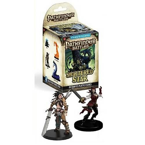 Pathfinder Battles Shattered Star Booster Pack Brick
